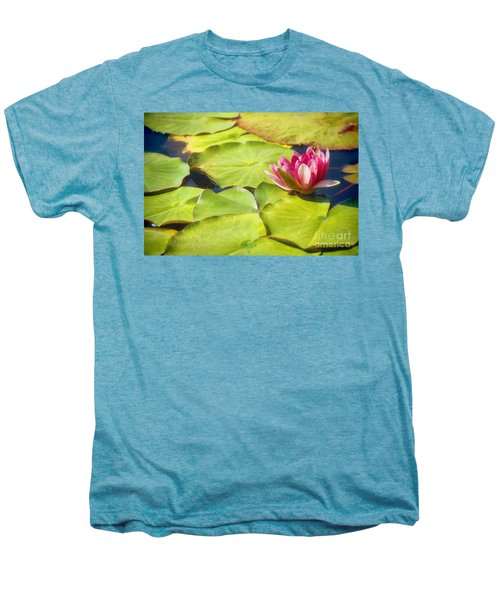Serenity And Solitude Men's Premium T-Shirt by Peggy Hughes