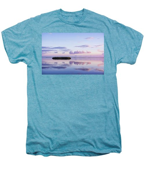 Serenity At Sunrise Men's Premium T-Shirt