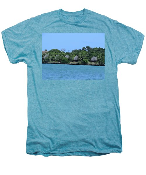 Serenity - Chale Island Kenya Africa Men's Premium T-Shirt