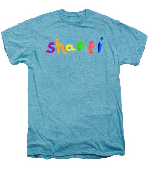 Shanti Men's Premium T-Shirt
