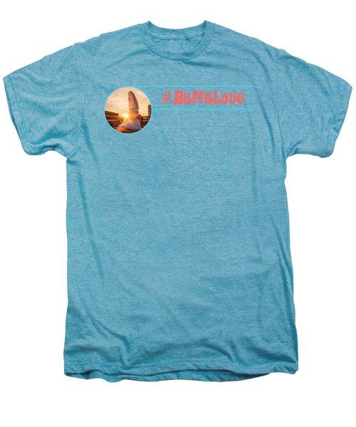 Shark Girl Dawn Men's Premium T-Shirt by Chris Bordeleau