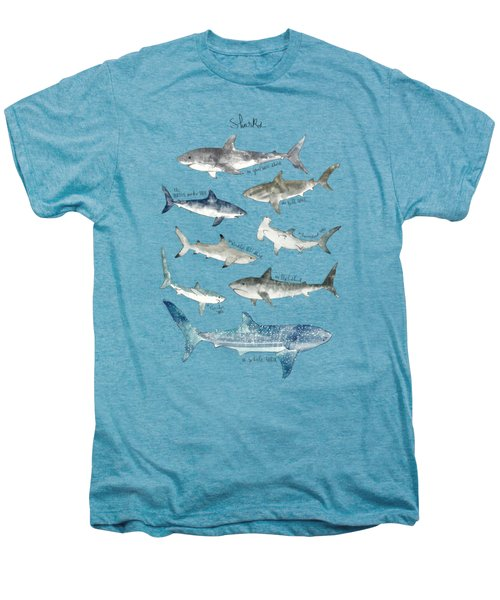 Sharks Men's Premium T-Shirt