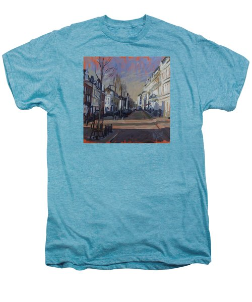 Silence Before The Storm Men's Premium T-Shirt by Nop Briex