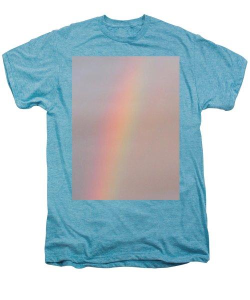 Simple Desert Rainbow Men's Premium T-Shirt