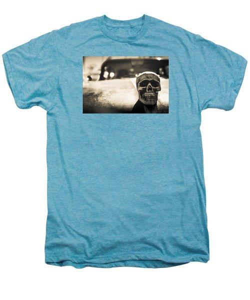 Skull Car Men's Premium T-Shirt