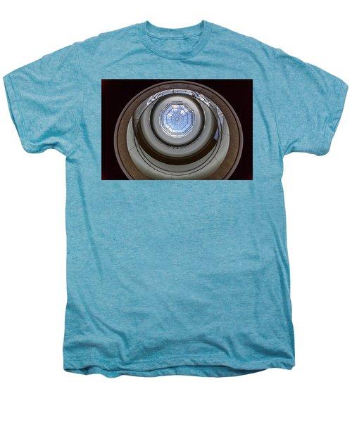 Sky Portal Men's Premium T-Shirt by Randy Scherkenbach