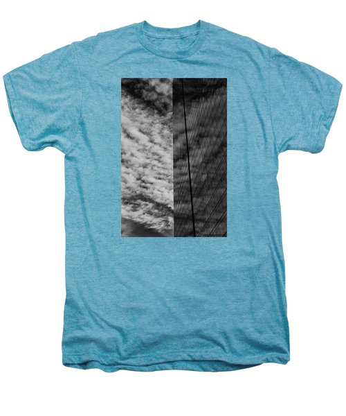 Sky Show Men's Premium T-Shirt by Lora Lee Chapman