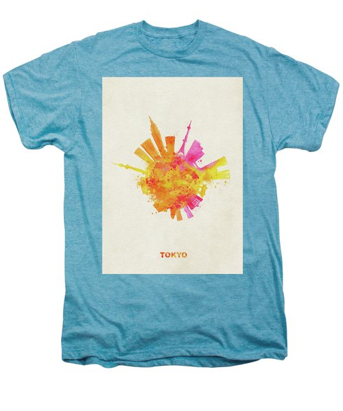 Skyround Art Of Tokyo, Japan  Men's Premium T-Shirt