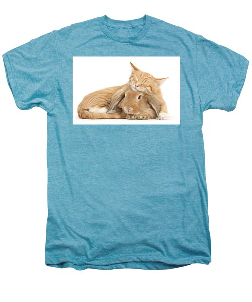 Sleeping On Bun Men's Premium T-Shirt