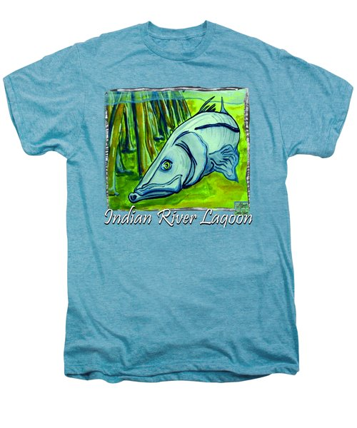 Snook Fish Men's Premium T-Shirt