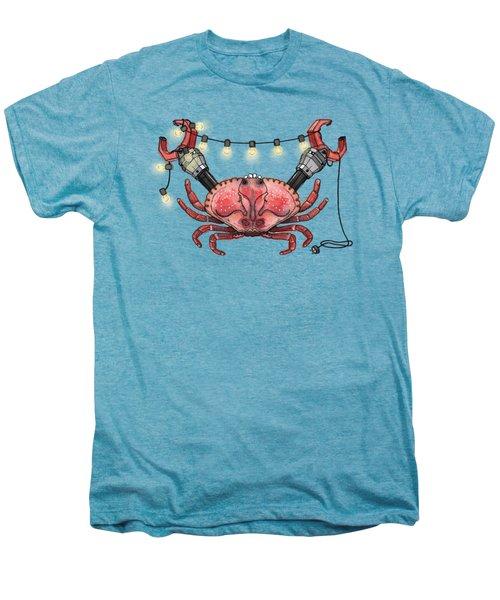 So Crabby Chic Men's Premium T-Shirt by Kelly Jade King