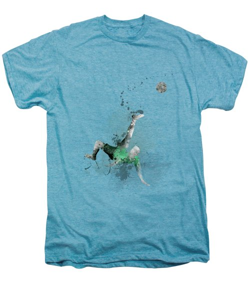 Soccer Player Men's Premium T-Shirt