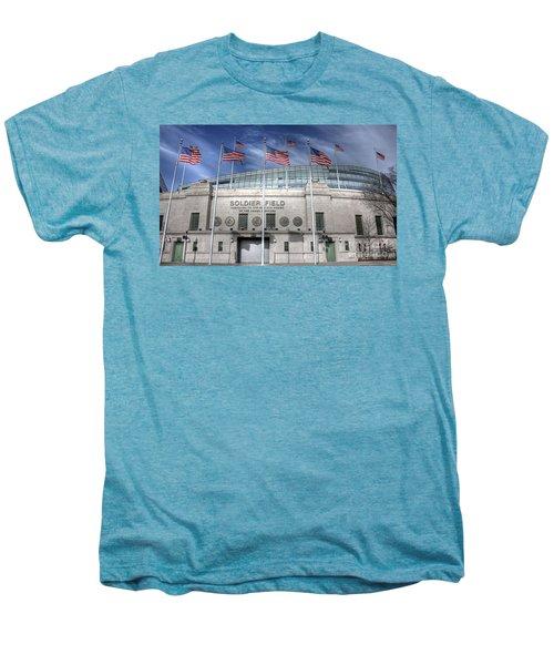 Soldier Field Men's Premium T-Shirt
