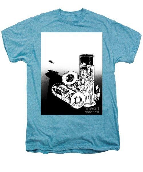 Someone Had To Do Something, And Quick Men's Premium T-Shirt