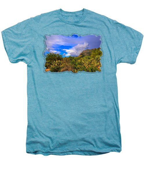 Sonoran Afternoon H11 Men's Premium T-Shirt by Mark Myhaver