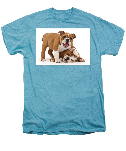 Sorry, Didn't See You There Men's Premium T-Shirt