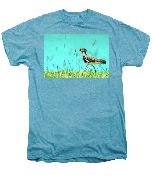 Southern Lapwing Men's Premium T-Shirt