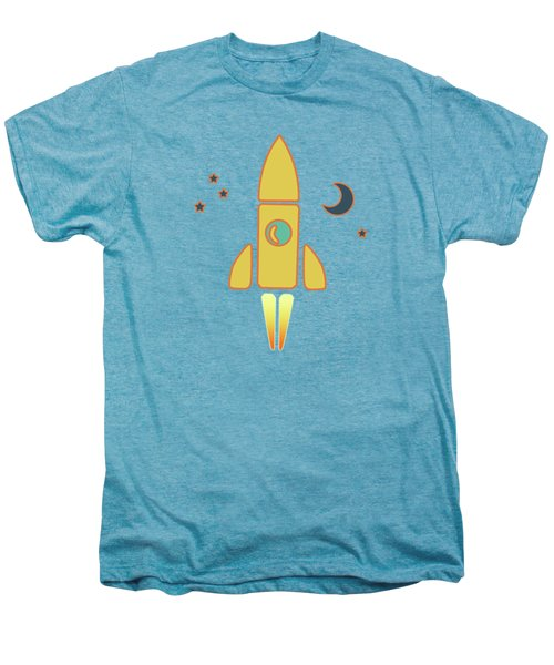 Spaceship Men's Premium T-Shirt