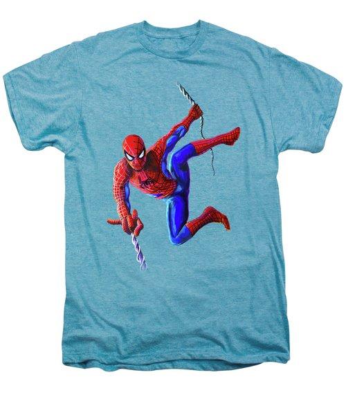 Spiderman Men's Premium T-Shirt