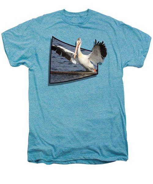 Spread Your Wings Men's Premium T-Shirt