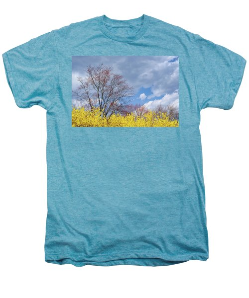 Men's Premium T-Shirt featuring the photograph Spring 2017 by Bill Wakeley