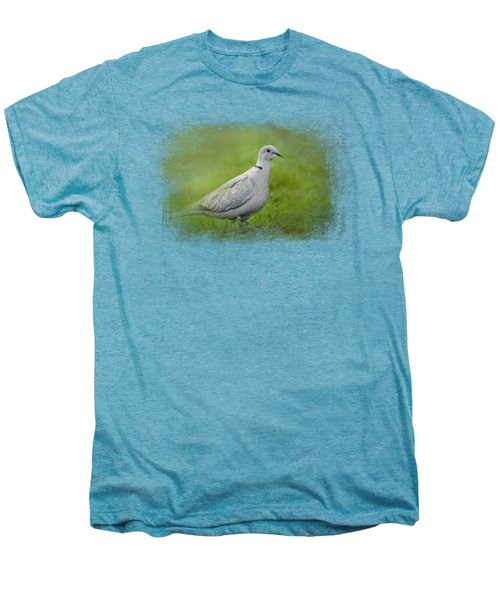 Spring Dove Men's Premium T-Shirt by Jai Johnson