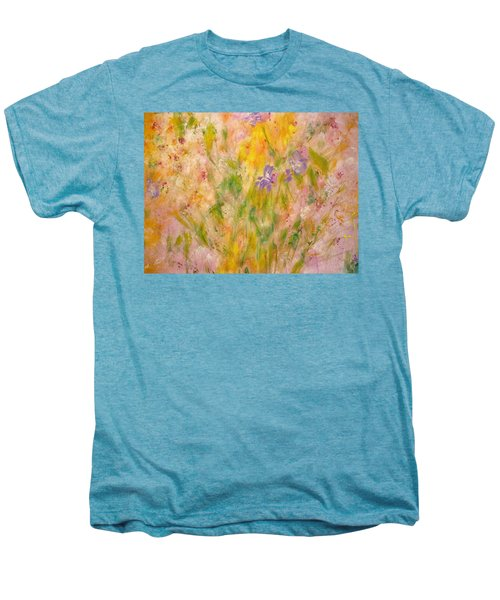 Spring Meadow Men's Premium T-Shirt