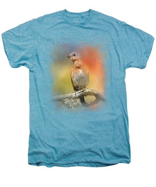Spring Song Men's Premium T-Shirt by Jai Johnson