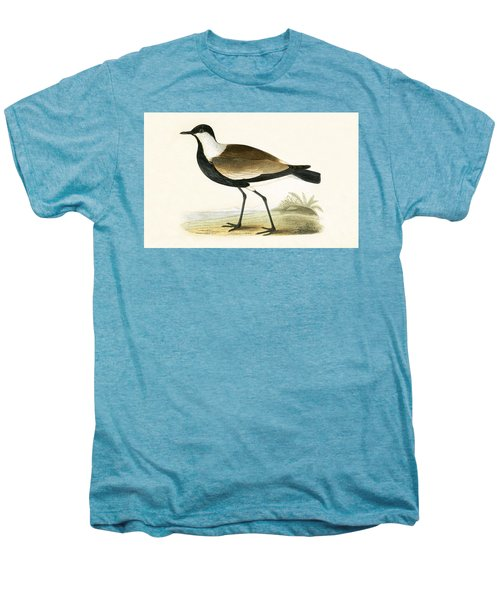 Spur Winged Plover Men's Premium T-Shirt by English School