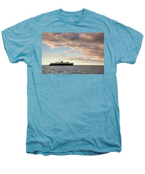 Ss Badger Leaving Port Men's Premium T-Shirt