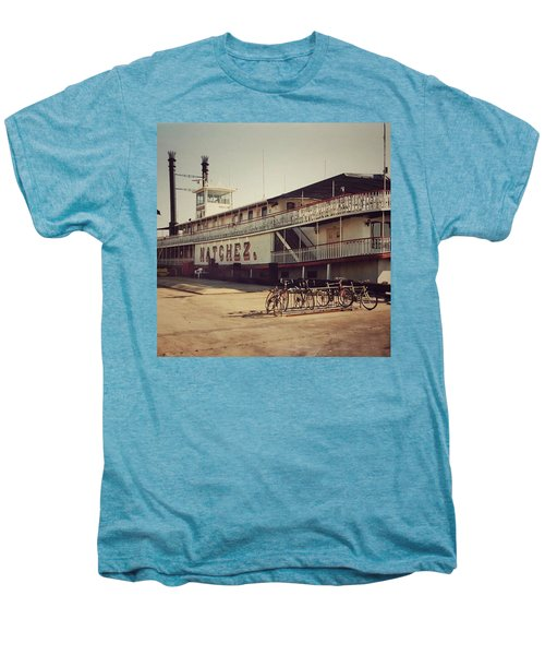 Ss Natchez, New Orleans, October 1993 Men's Premium T-Shirt