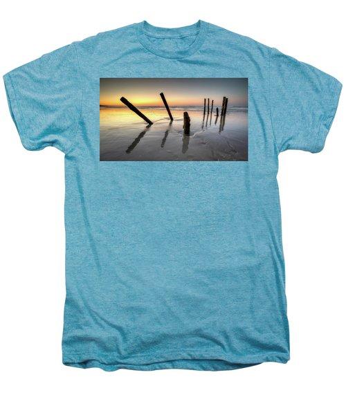 St Clair Sunset Men's Premium T-Shirt