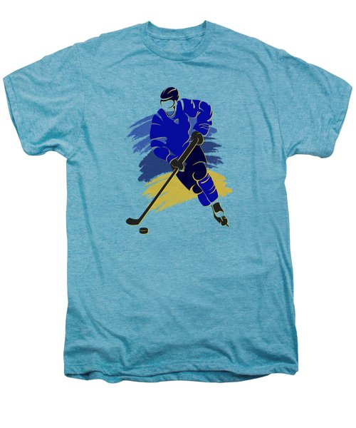 St Louis Blues Player Shirt Men's Premium T-Shirt