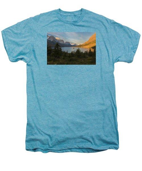 St. Mary Lake Men's Premium T-Shirt