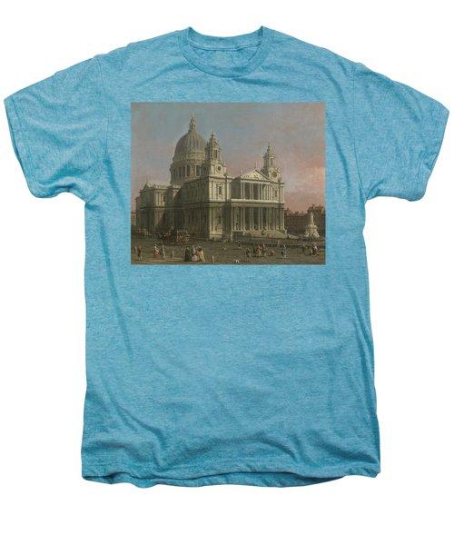 St. Paul's Cathedral Men's Premium T-Shirt