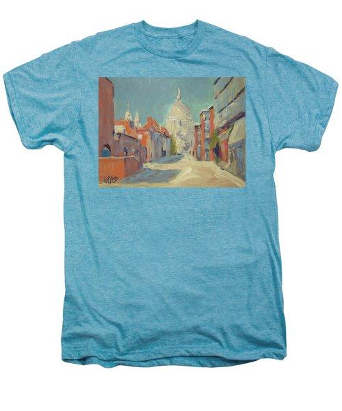 St Pauls London Men's Premium T-Shirt