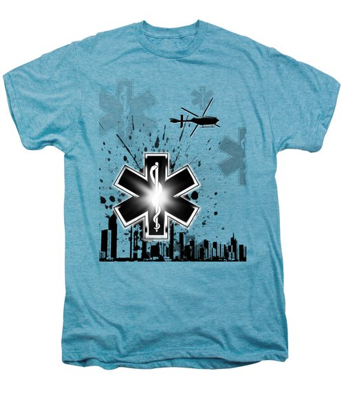Star Of Life Graphic Men's Premium T-Shirt by Melissa Smith