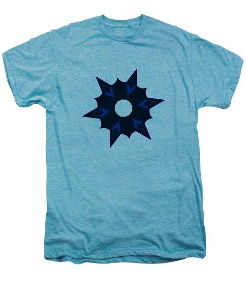 Star Record No. 3 Men's Premium T-Shirt by Stephanie Brock