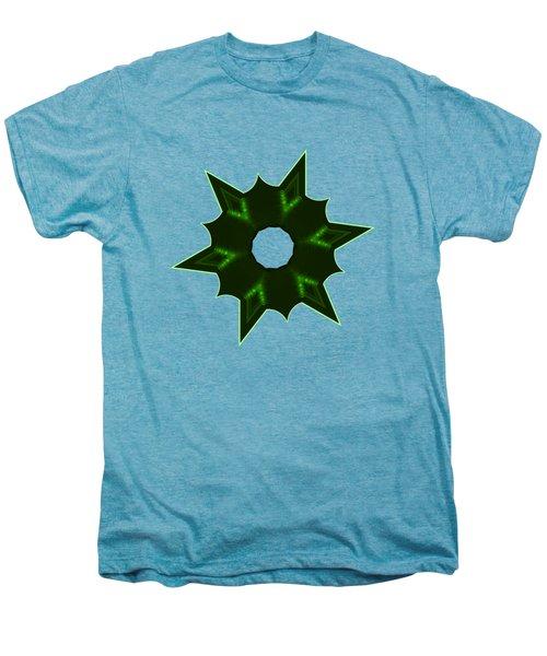 Star Record No. 4 Men's Premium T-Shirt by Stephanie Brock
