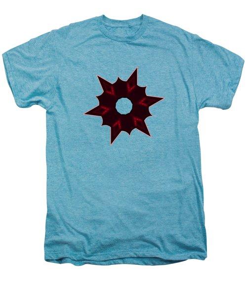 Star Record No. 6 Men's Premium T-Shirt by Stephanie Brock