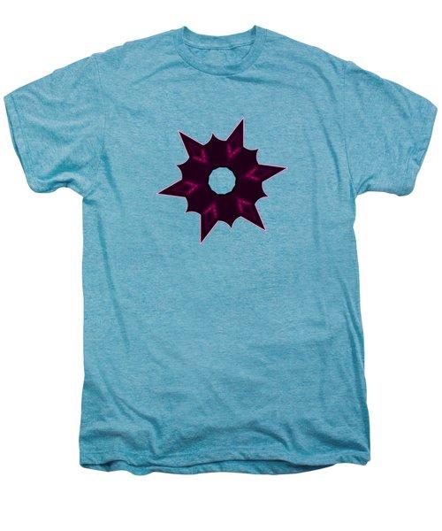 Star Record No. 7 Men's Premium T-Shirt by Stephanie Brock