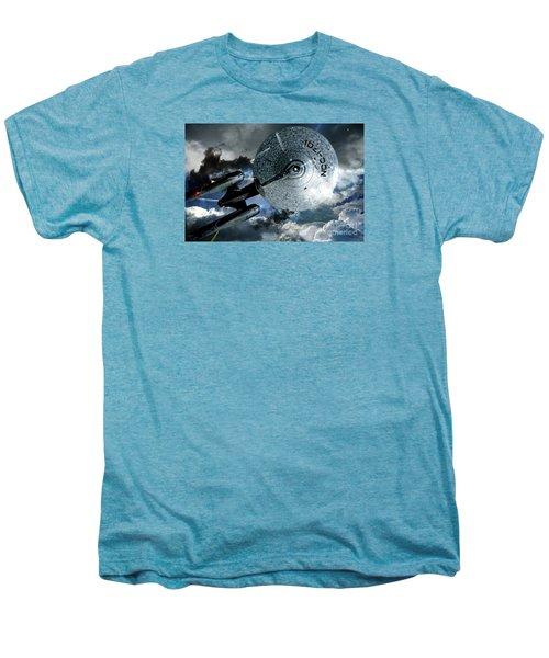 Star Trek Into Darkness, Original Mixed Media Men's Premium T-Shirt