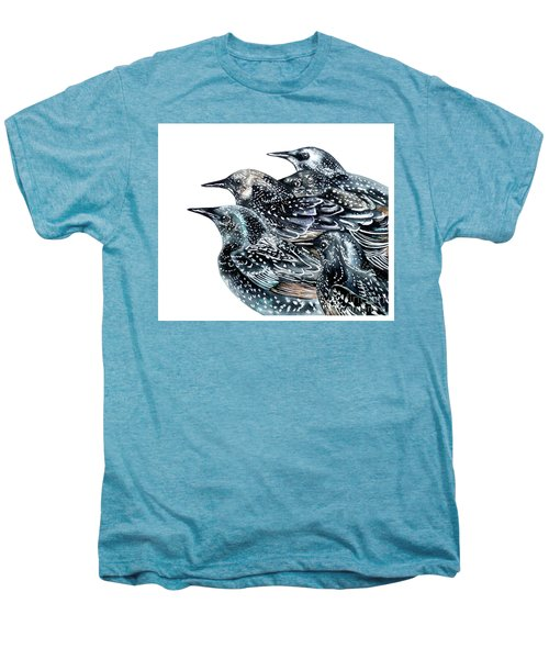 Starlings Men's Premium T-Shirt