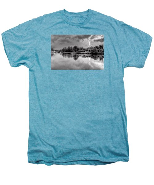 Storm In Paradise Men's Premium T-Shirt