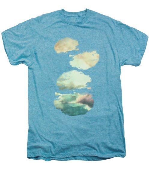 Stormy Sky Men's Premium T-Shirt by AugenWerk Susann Serfezi