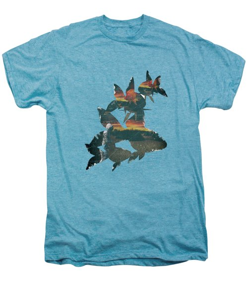 Strange Encounter Men's Premium T-Shirt