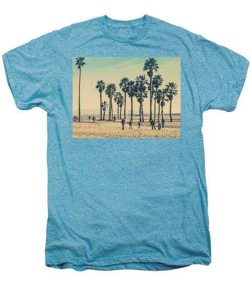Stroll Down Venice Beach Men's Premium T-Shirt