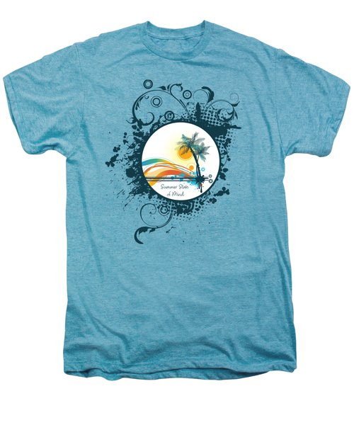 Summer State Of Mind Men's Premium T-Shirt