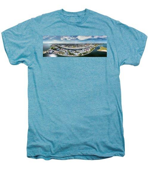 Summerfest Panorama Men's Premium T-Shirt