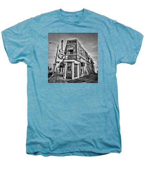 Sun Studio - Memphis #2 Men's Premium T-Shirt by Stephen Stookey